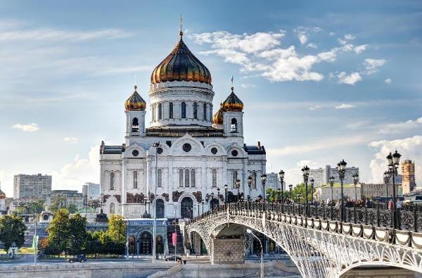 ApartLux on Gruzinsky Val Moscow