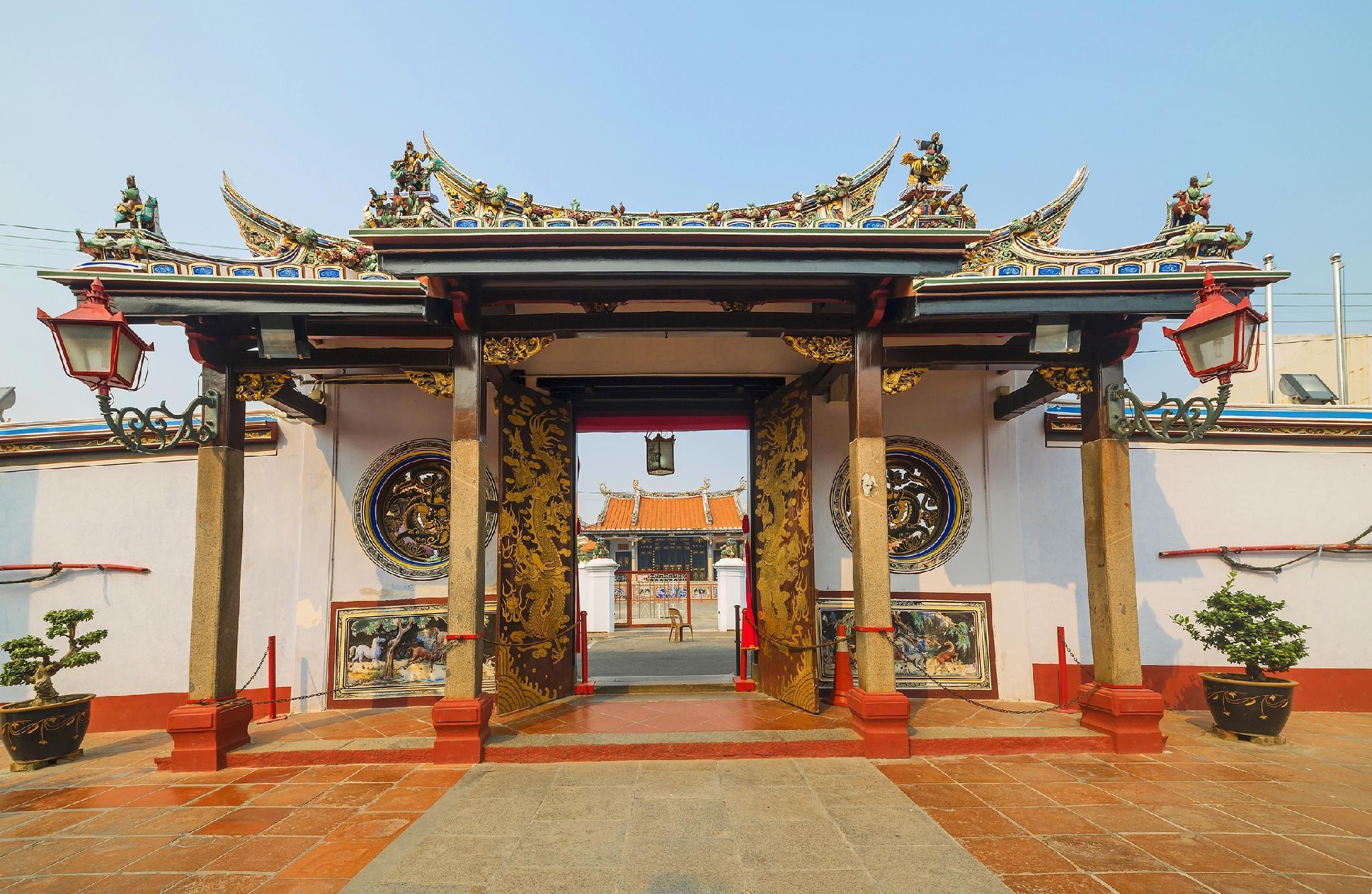 Pahlawan Guesthouse, Kota Melaka