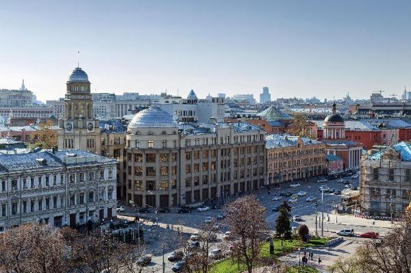 Philadelphia Hotel Moscow