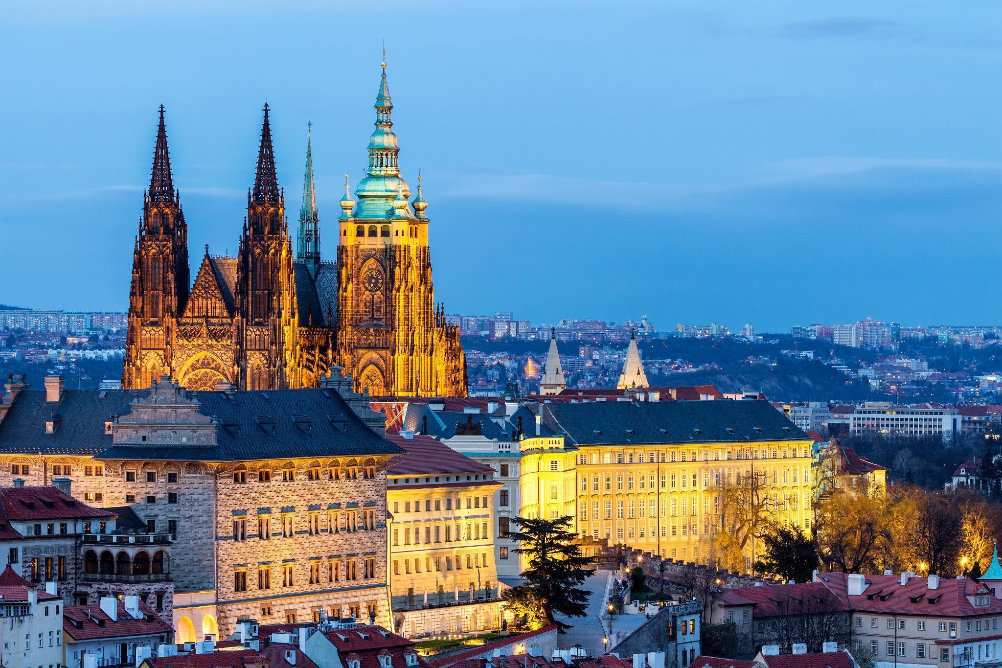 Ubytovna Modrany, Praha 16