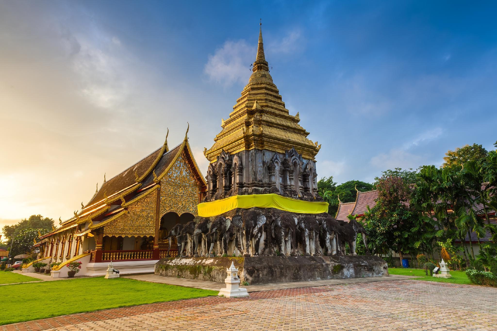 Tk Guest House, Muang Chiang Mai