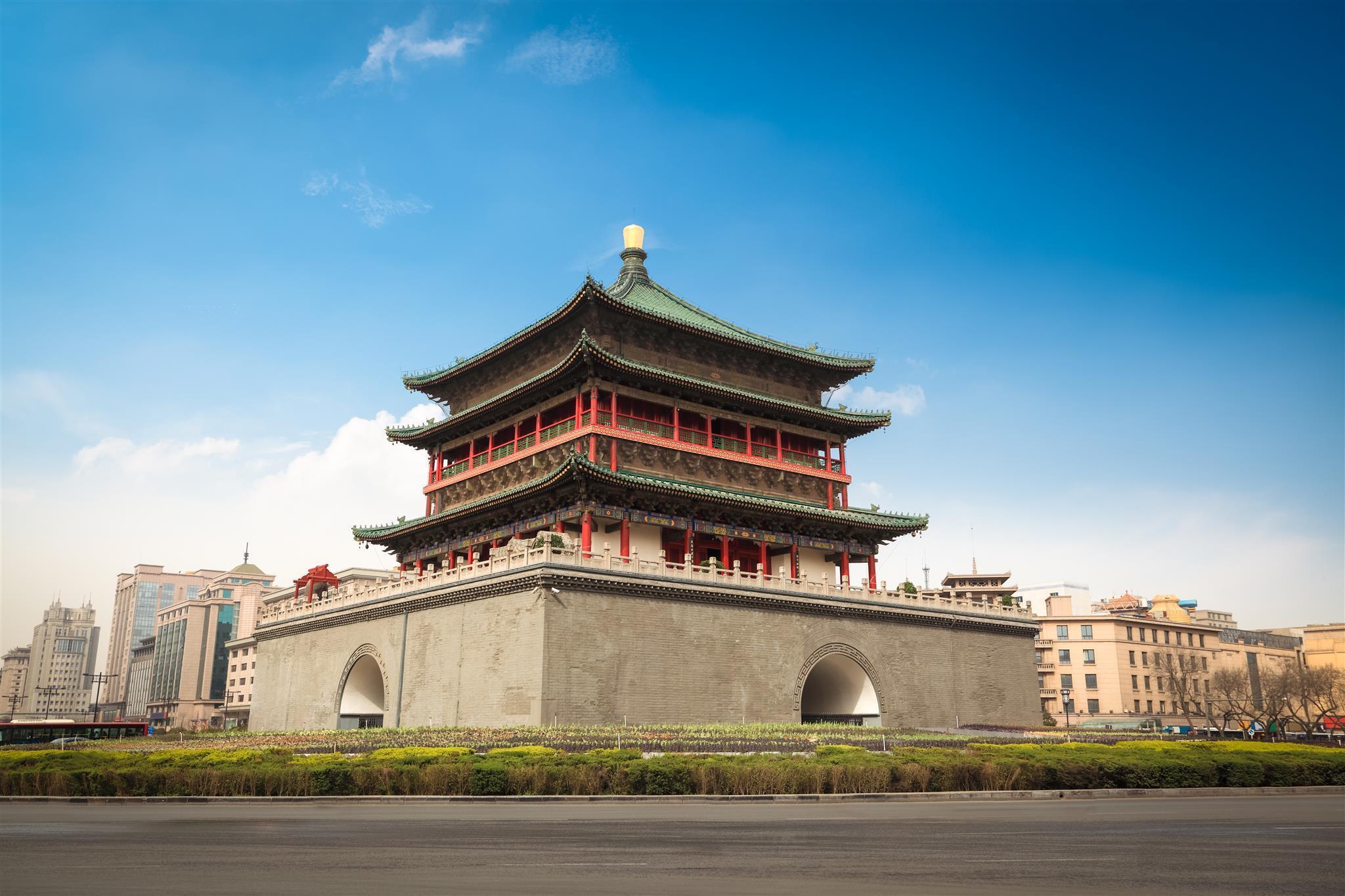 Runjia Express Hotel Xi'an South 2nd Ring Jiaoda Nanmen