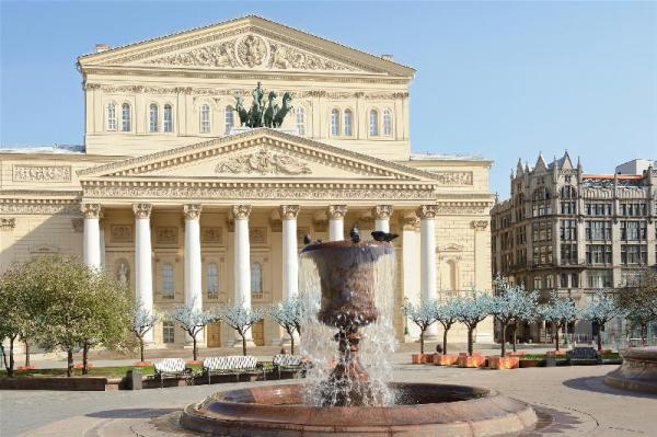 Apartlux on Karetnyy Ryad Moscow