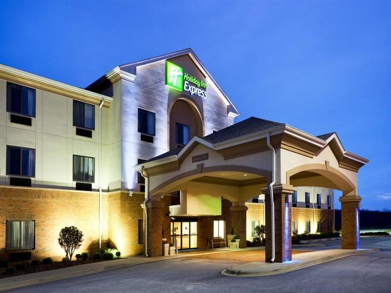 Holiday Inn Express Forest City, Rutherford