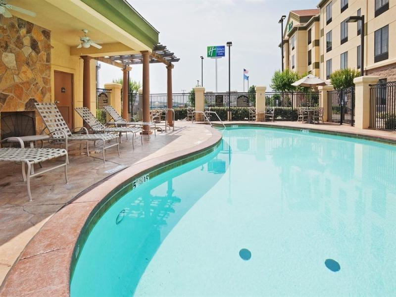 Holiday Inn Express Hotel & Suites McAlester, Pittsburg