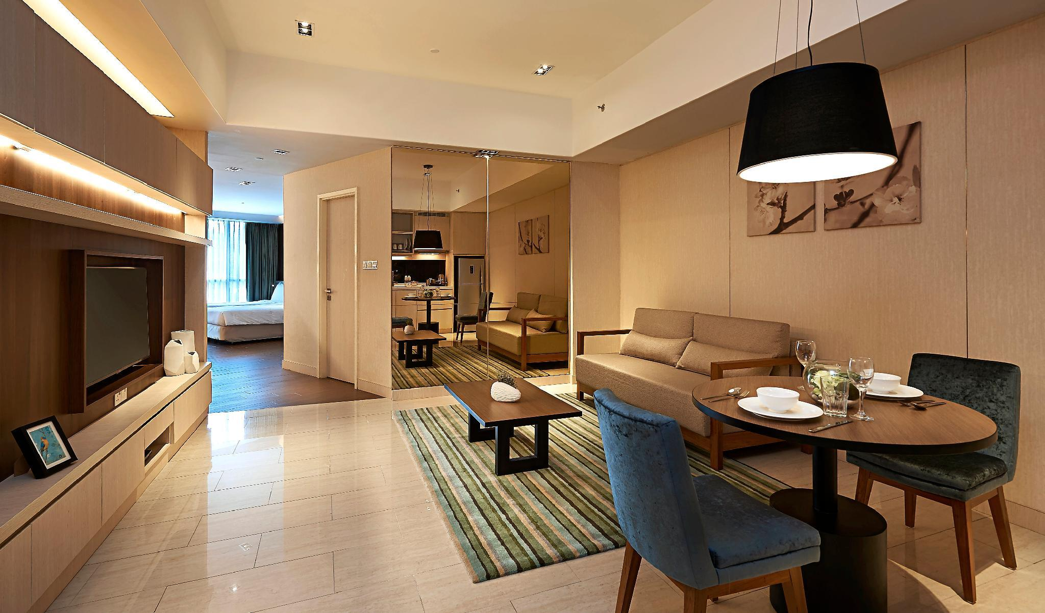 Oasia Suites Kuala Lumpur by Fareast Hospitality