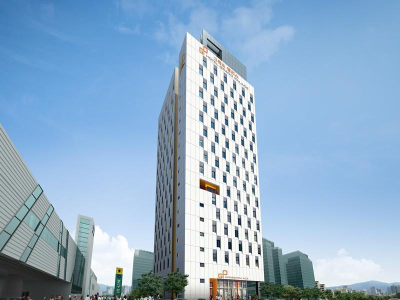 Grand Palace Hotel Incheon, Namdong