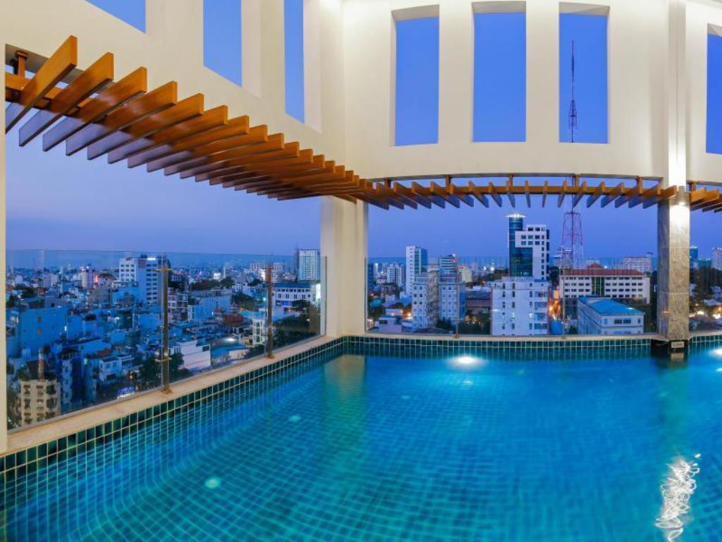 Best price on muong thanh saigon centre hotel in ho chi Ho chi minh city hotels with swimming pool