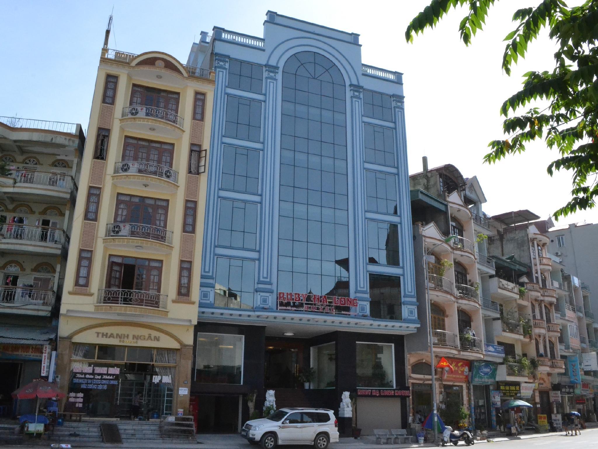 Ruby Ha Long Hotel, Hạ Long