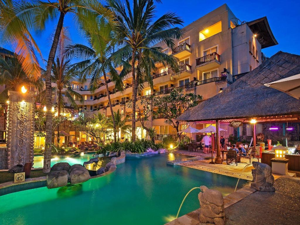5 star hotels in kuta bali on the beach