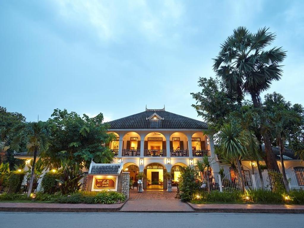 best price on villa santi hotel in luang prabang reviews. Black Bedroom Furniture Sets. Home Design Ideas