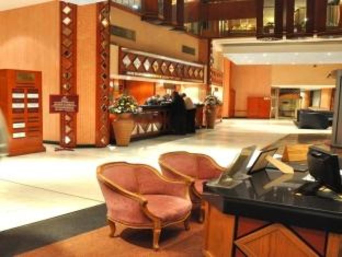 Crowne Plaza Monomotapa Hotel Harare Zimbabwe