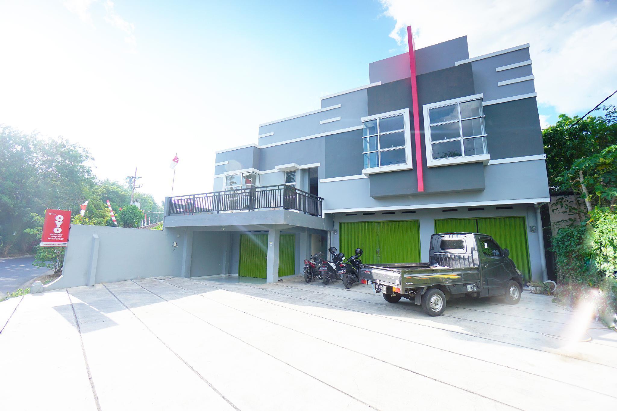 OYO 1064 Manado Airport Homestay