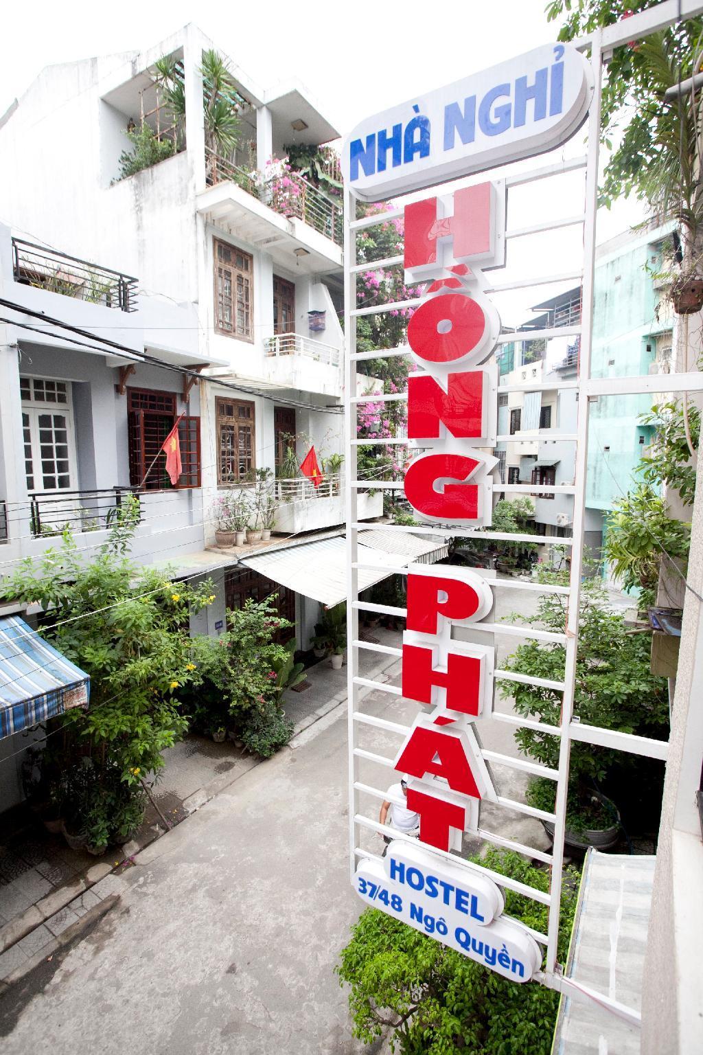 Hong Phat Hostel, Huế