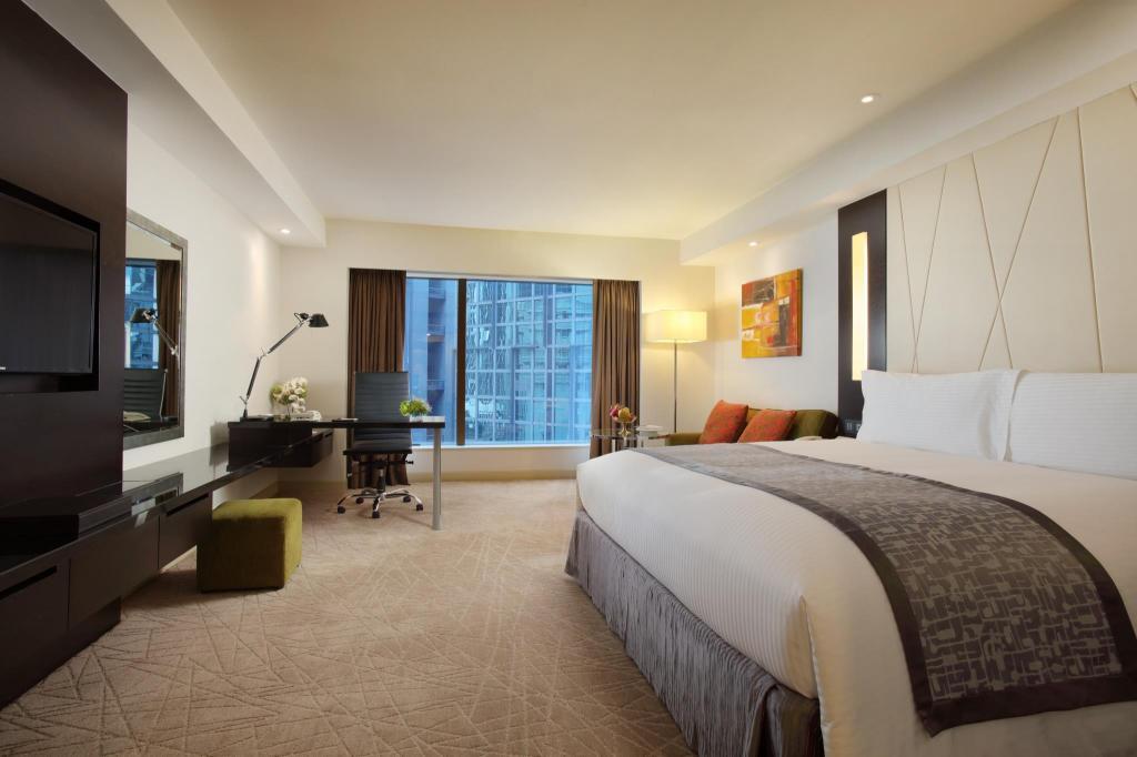LUXURY HOTELS IN KUALA LUMPUR NEAR PETRONAS TWIN TOWERS