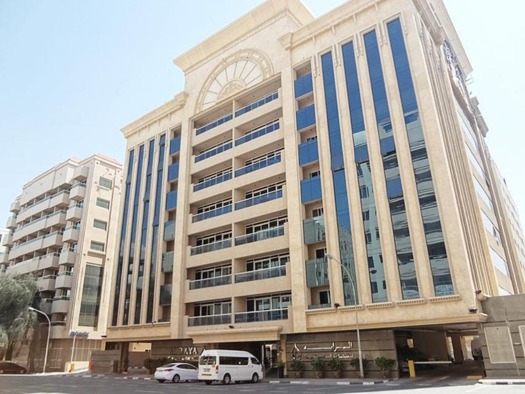 Best Price on Al Raya Hotel Apartment in Dubai + Reviews!