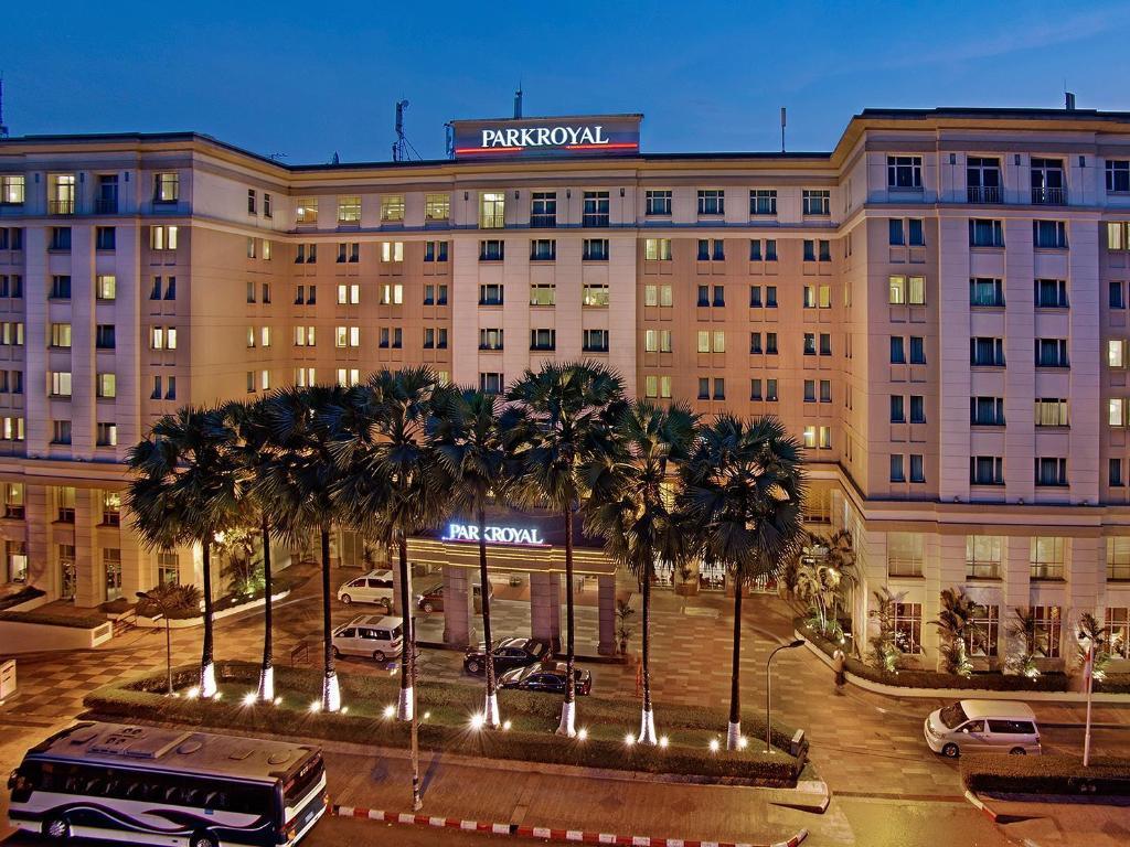 Parkroyal Hotel Yangon