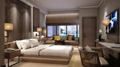 best luxury hotel in KL