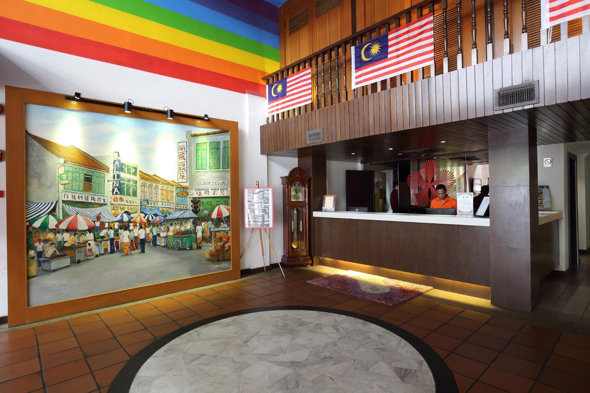 Swiss Inn Chinatown Kuala Lumpur
