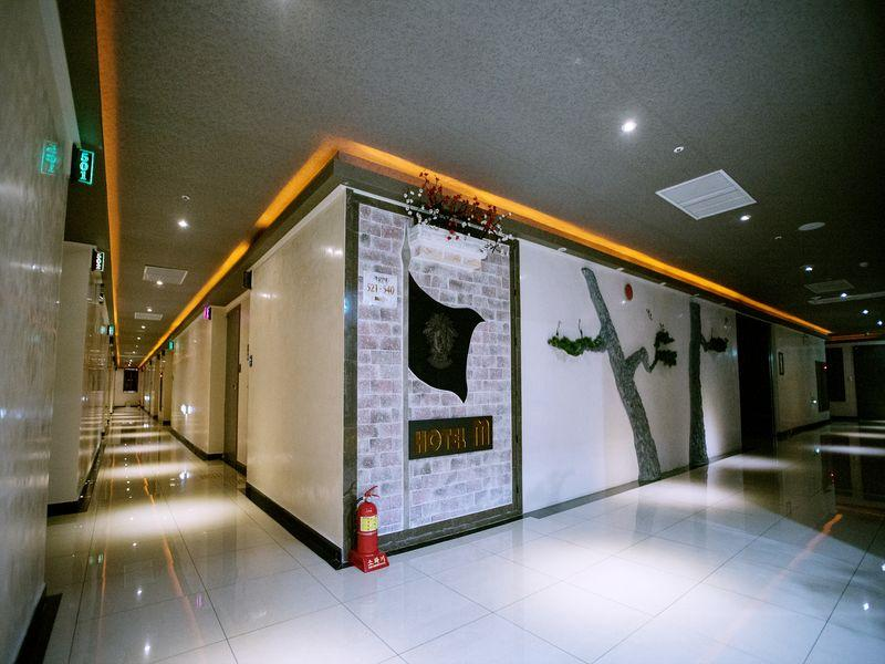 Hotel M Busan, Yeonje