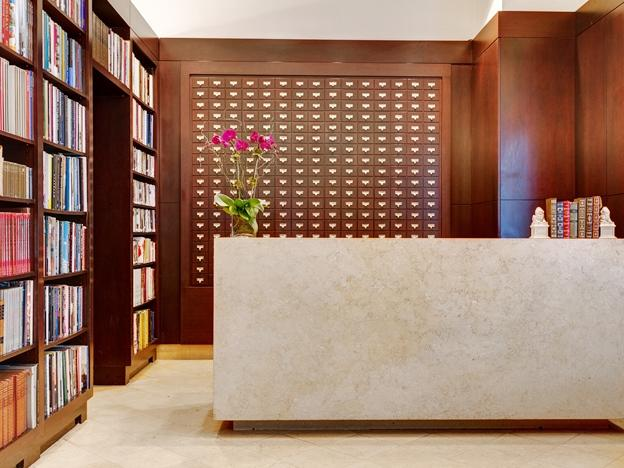 Library Hotel, New York