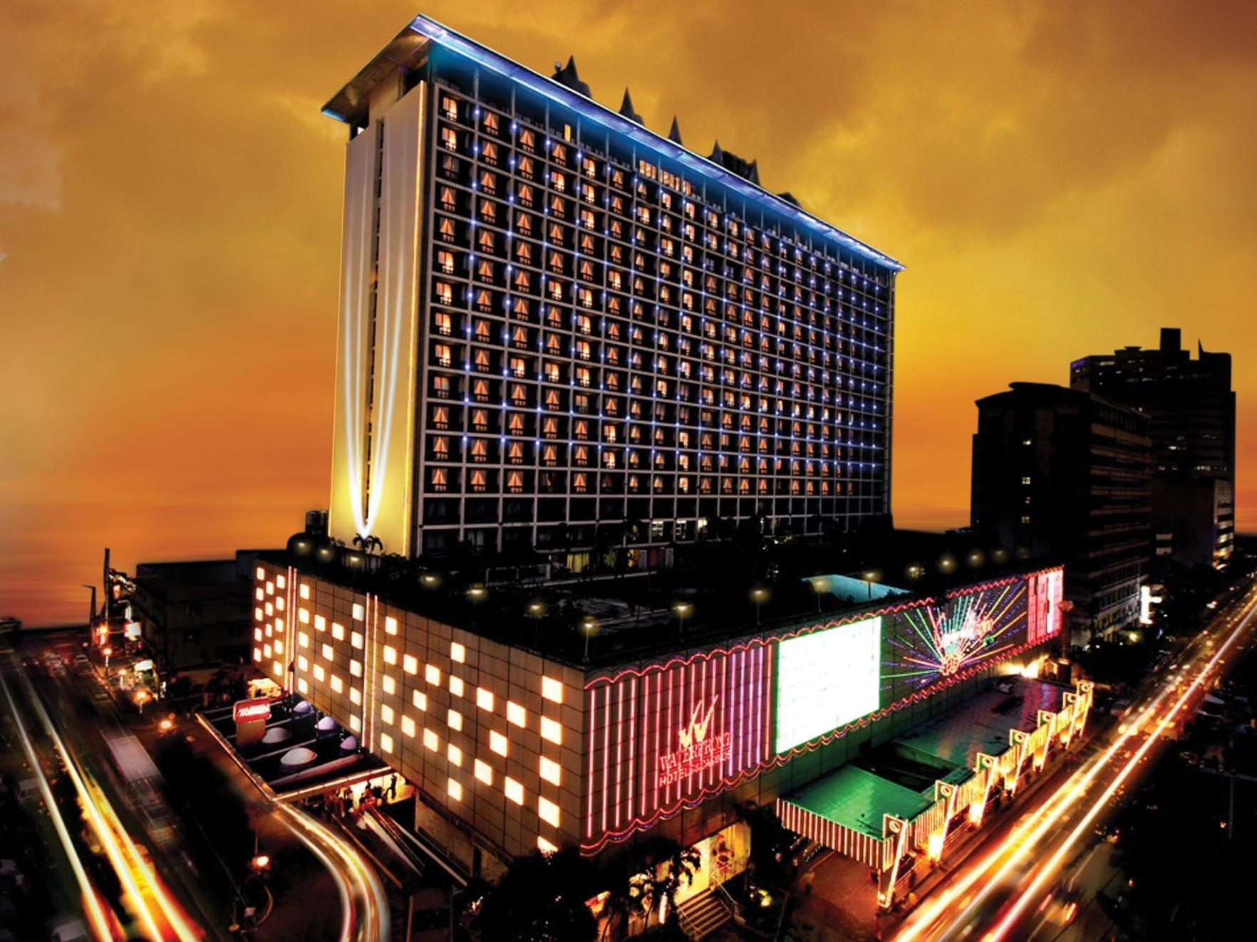Manila Pavilion Hotel & Casino, Manila