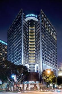 Carlton Hotel Singapore - SG Clean Certified