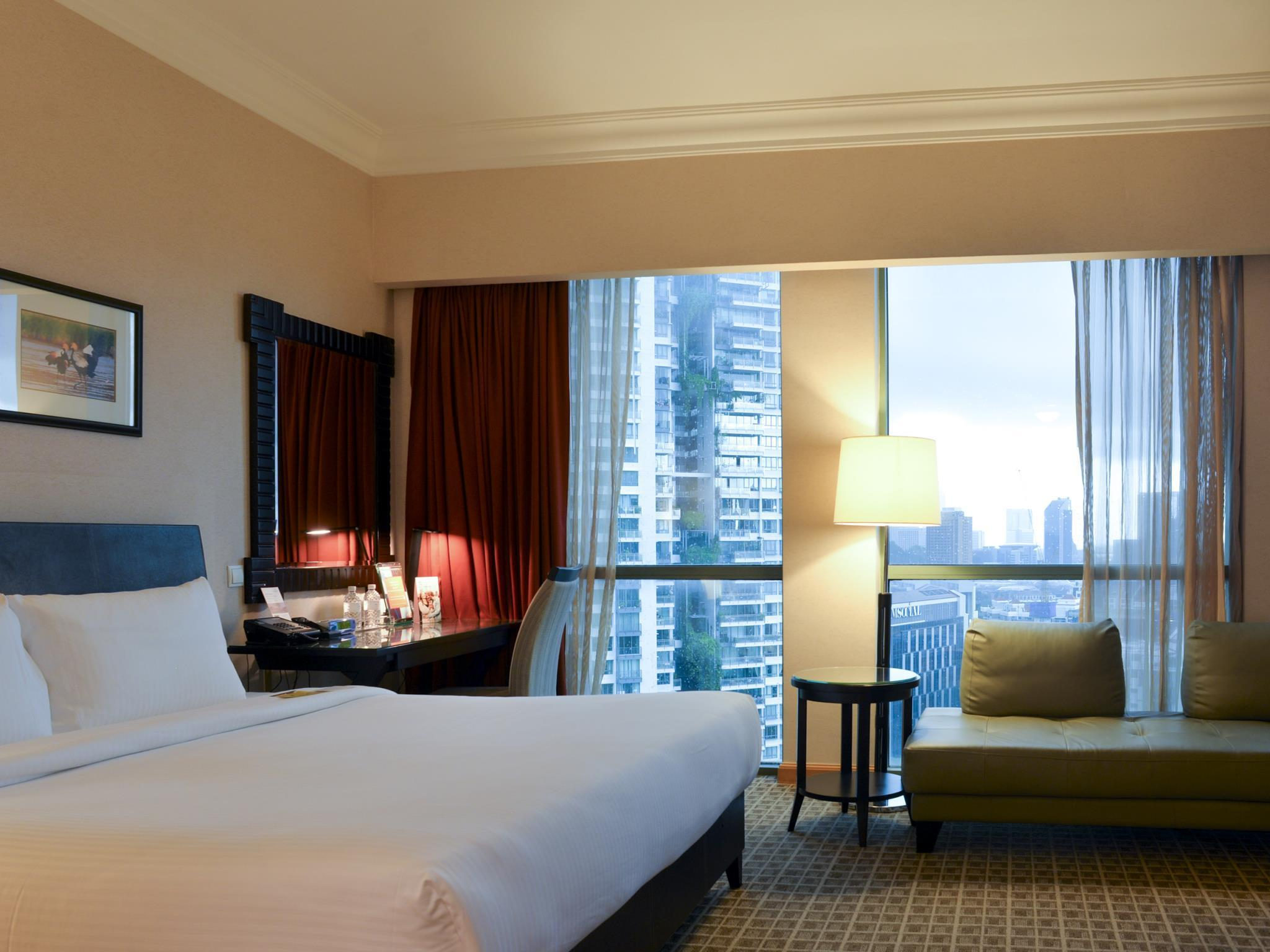 Grand Copthorne Waterfront Singapore