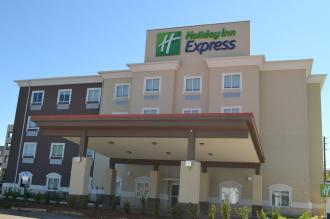 Holiday Inn Express Tallahassee Capitol Univ Area