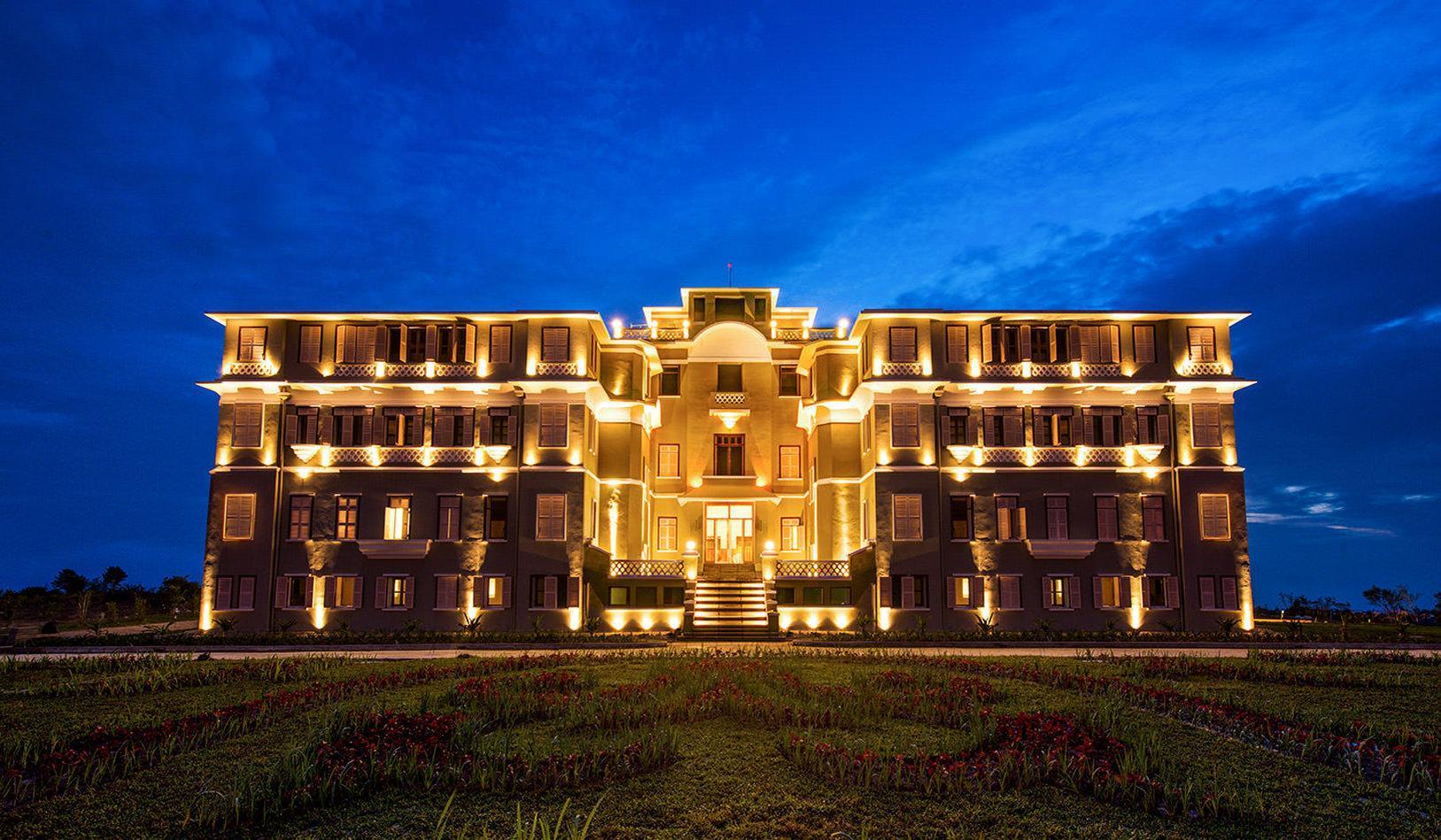 Le Bokor Palace, Kampot