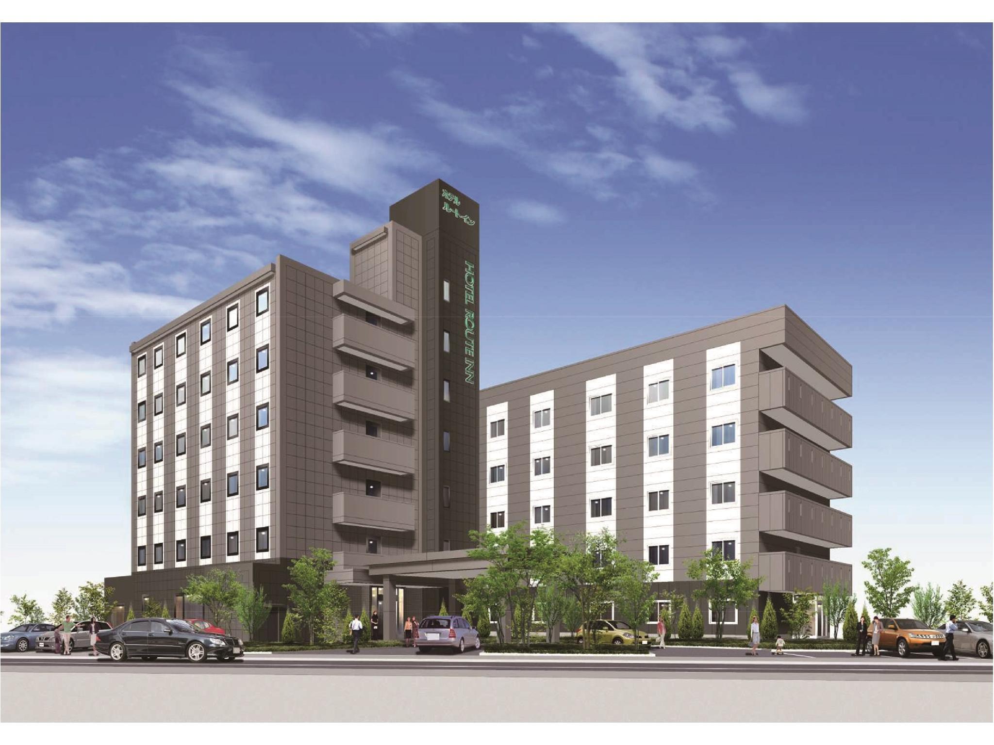 Hotel Route-Inn Kamiyamada Onsen, Chikuma