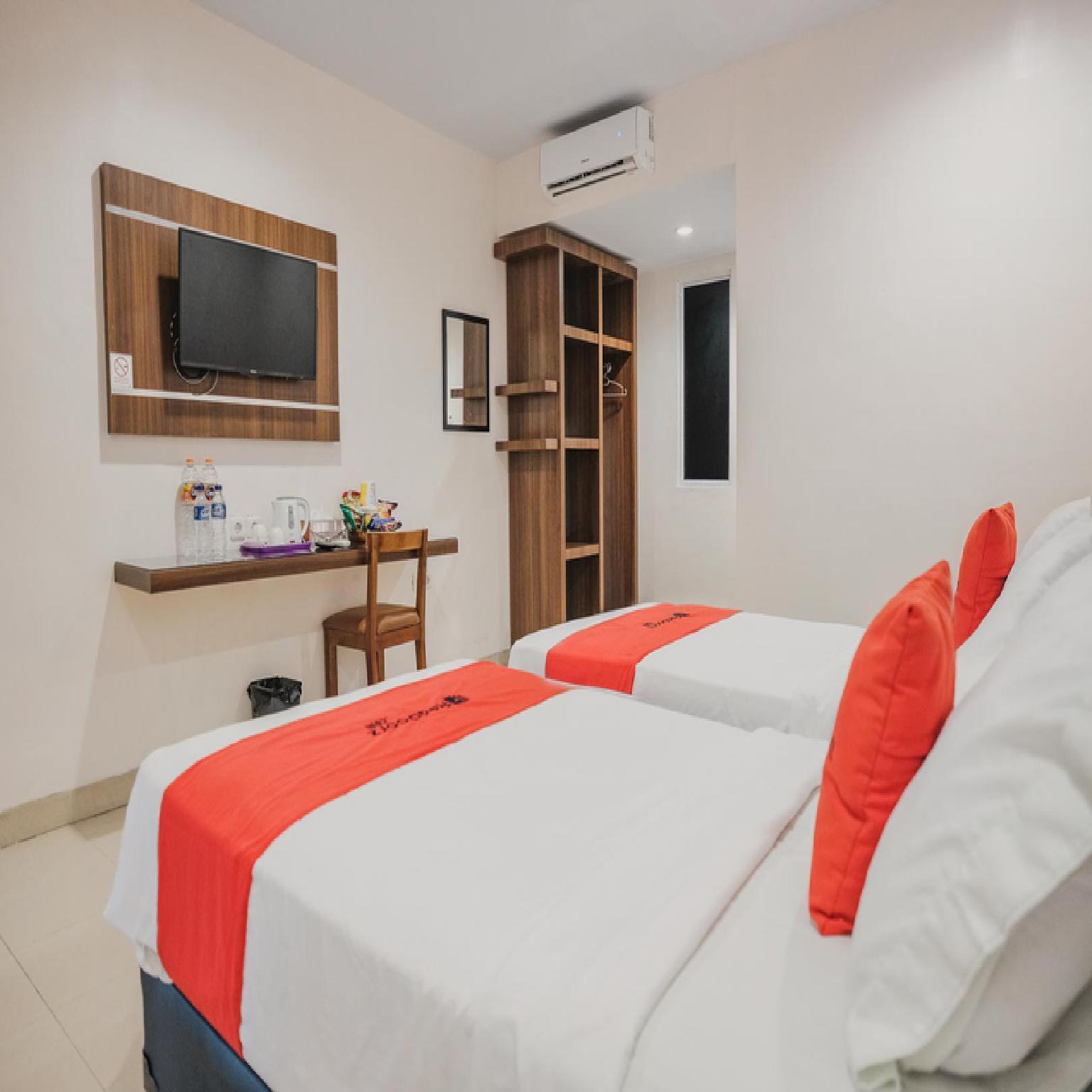 RedDoorz Premium @ Dna Fun Zone Pekanbaru