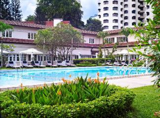 Goodwood Park Hotel (SG Clean Certified)