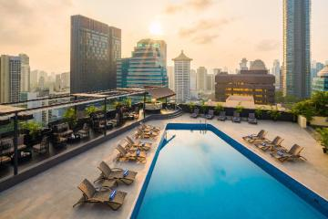 Hilton Singapore (SG Clean Certified, Staycation godkendt)