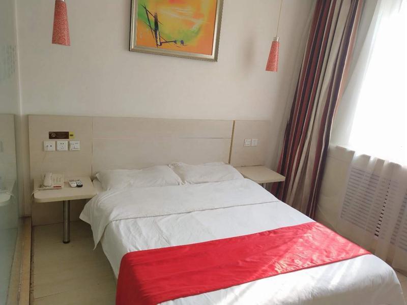 Thank Inn Hotel Hebei Hengshui Wuqiang Zhenxing Road, Hengshui