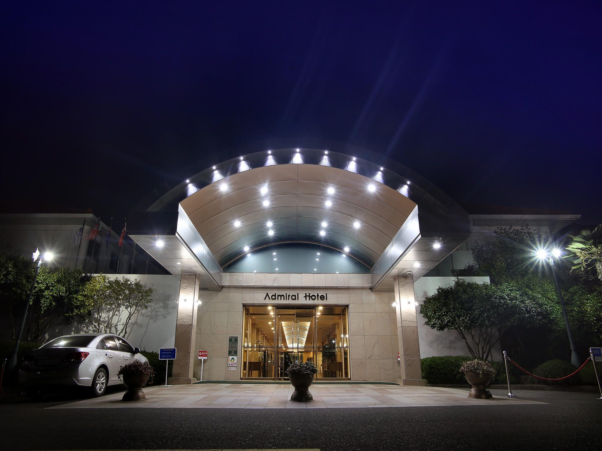 Admiral Hotel, Geoje