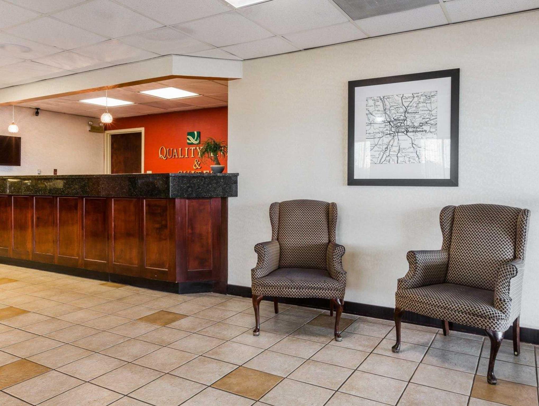Econo Lodge Inn & Suites, Montgomery