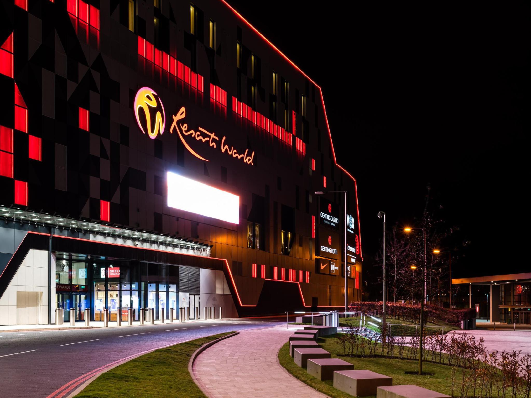 Genting Hotel Resorts World Birmingham & Birmingham NEC, Solihull