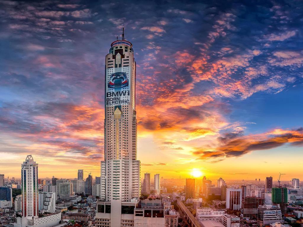 Best price on baiyoke sky hotel in bangkok reviews for Hotel bangkok