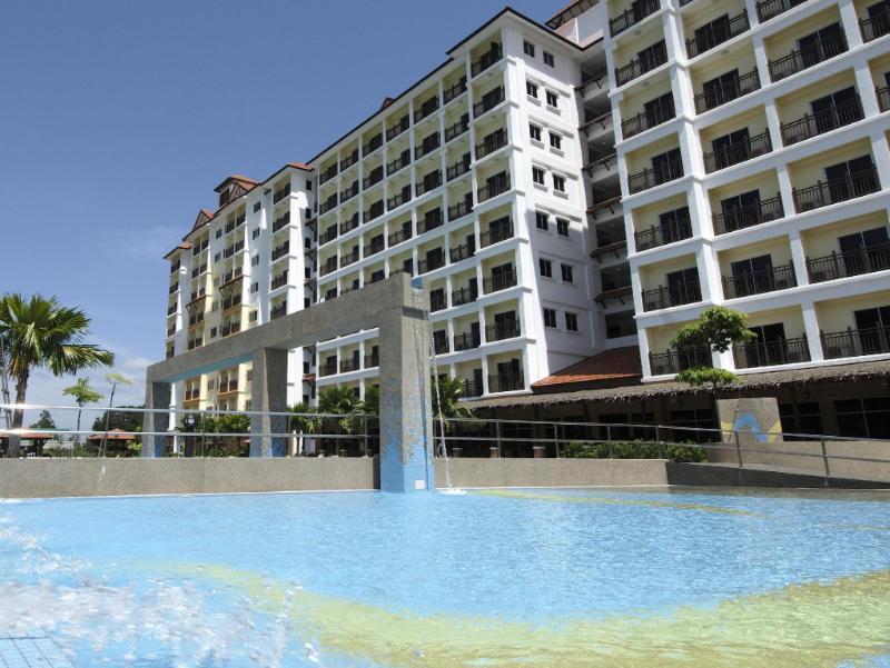 Suria Service Apartment Bukit Merah Hotel Taiping
