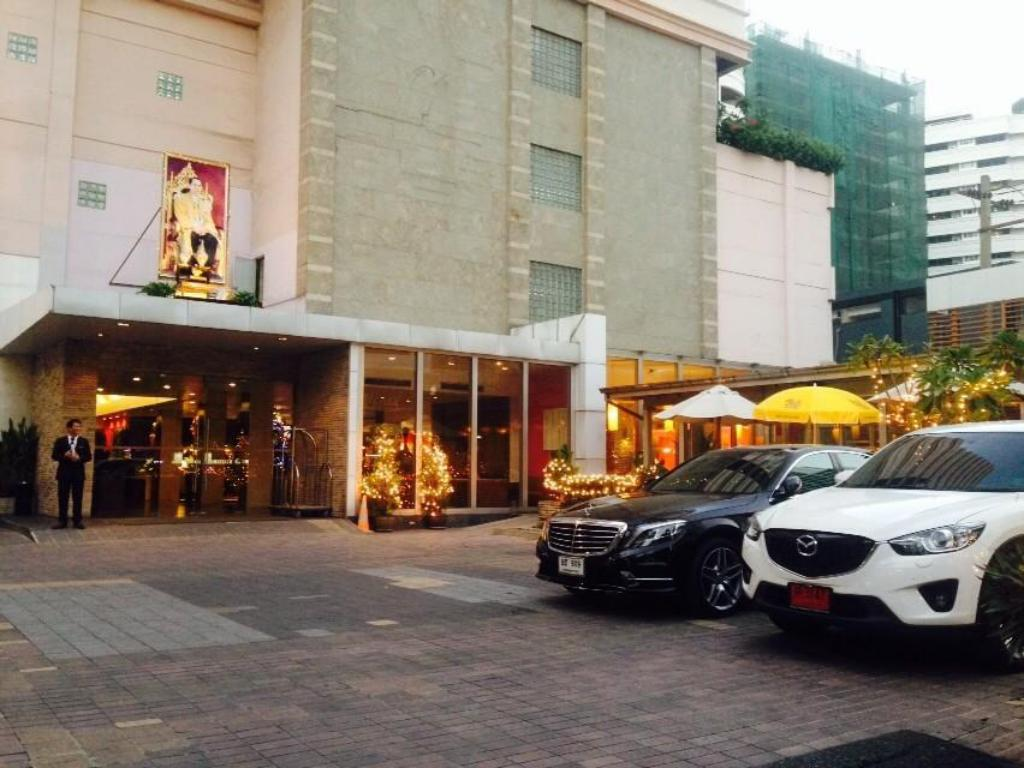 【Sukhumvit Hotel】マーベル ホテル バンコク(Marvel Hotel Bangkok)