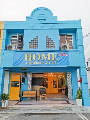 HOME Guesthouse and Cafe, Kota Melaka