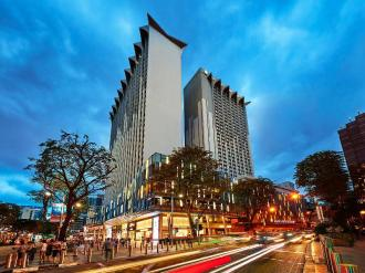 Mandarin Orchard Singapore -SG Clean Certified