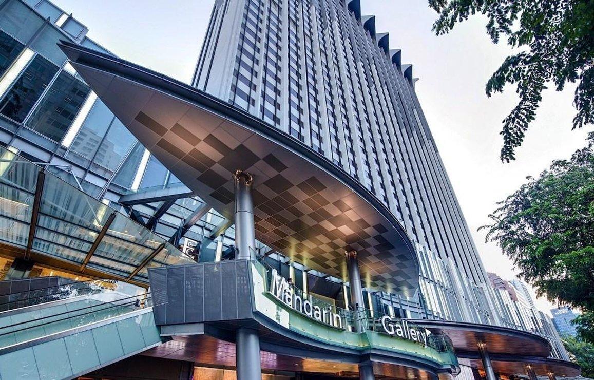 Mandarin Orchard Singapore City