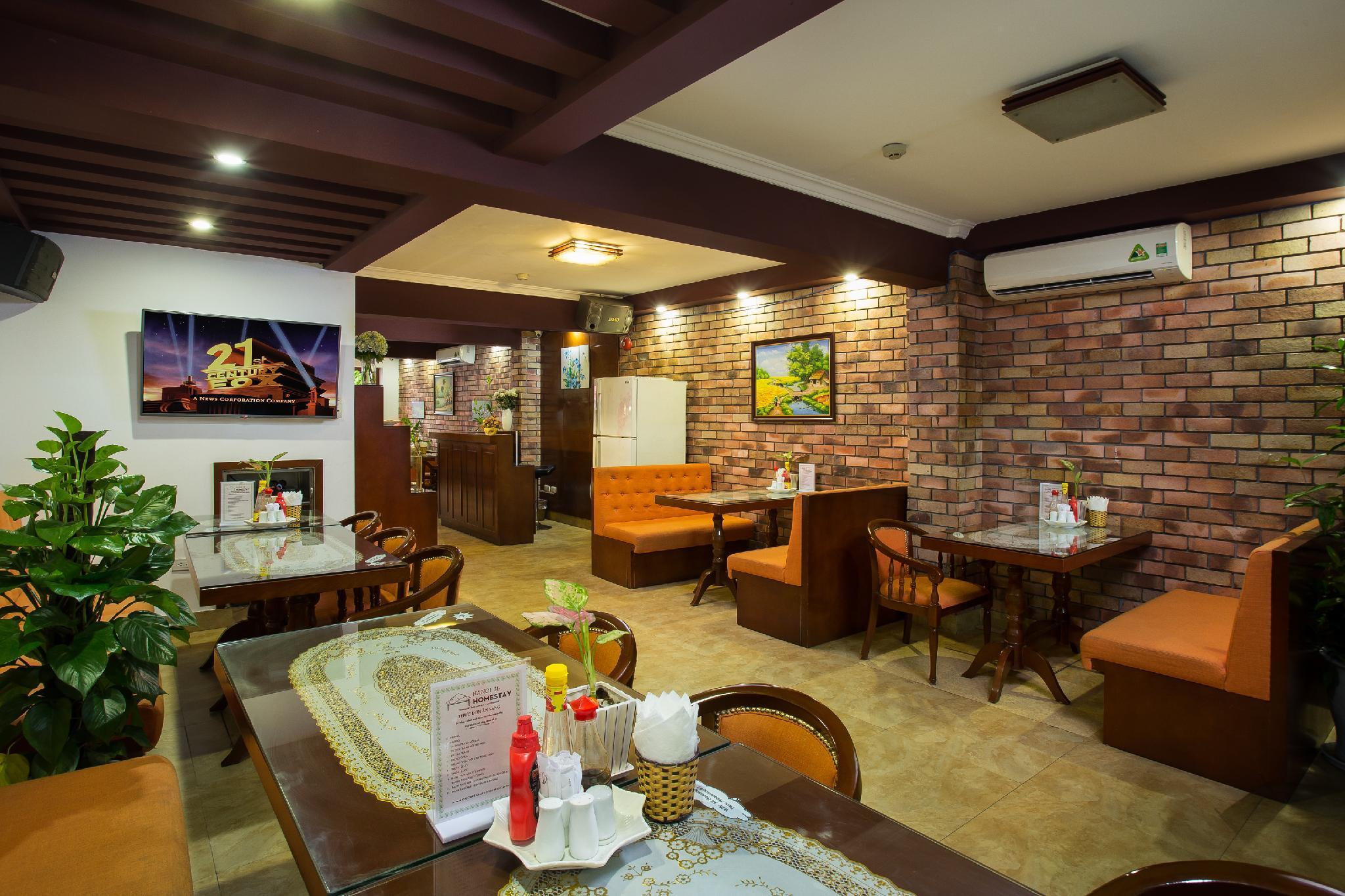 Khách Sạn Trần Hà Nội – Hanoi 3B Homestay Hotel