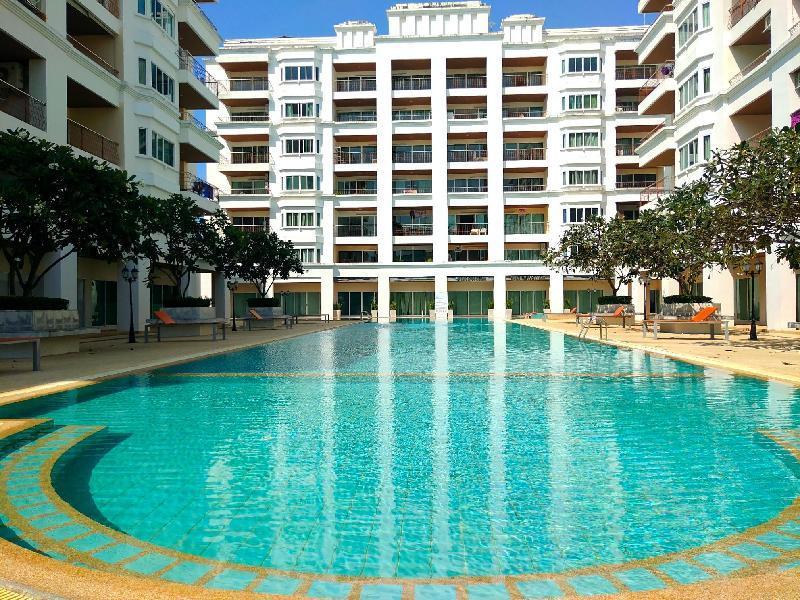 芭達雅中央區的1臥室公寓 - 60平方公尺/1間專用衛浴