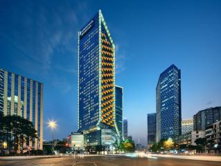 Intercontinental Residences Chengdu City Centre