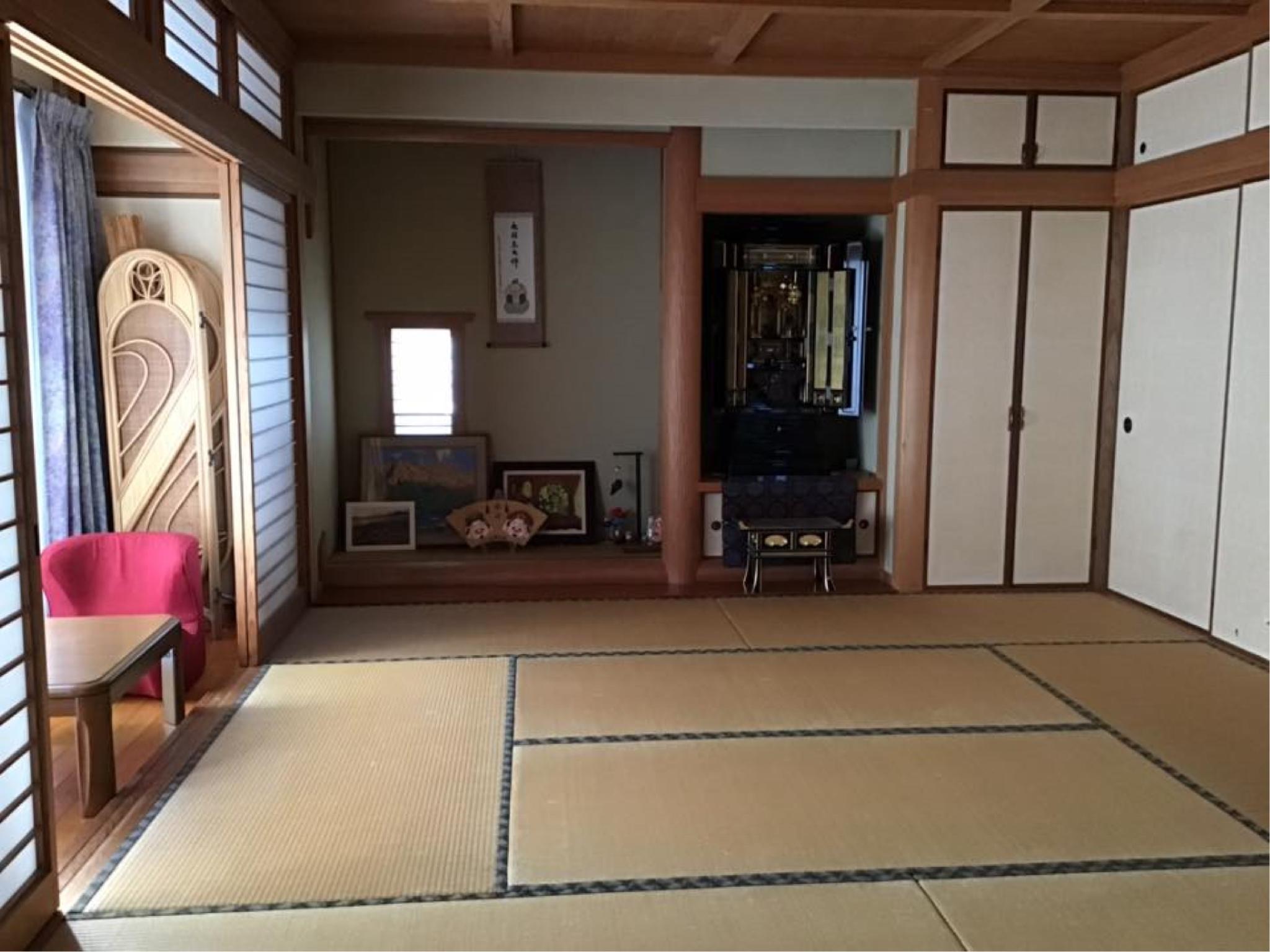 Wadatei, Izumi
