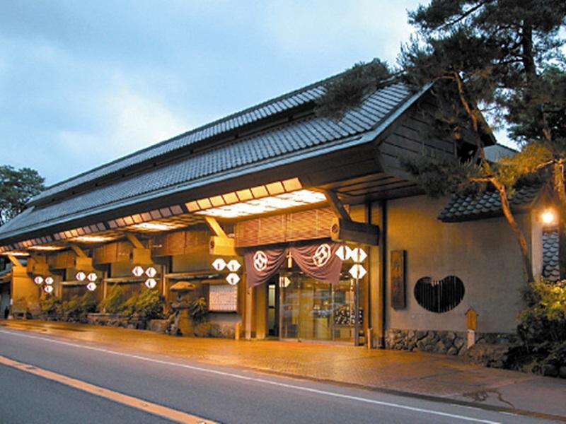 Ryokan Izutsuya, Shin'onsen