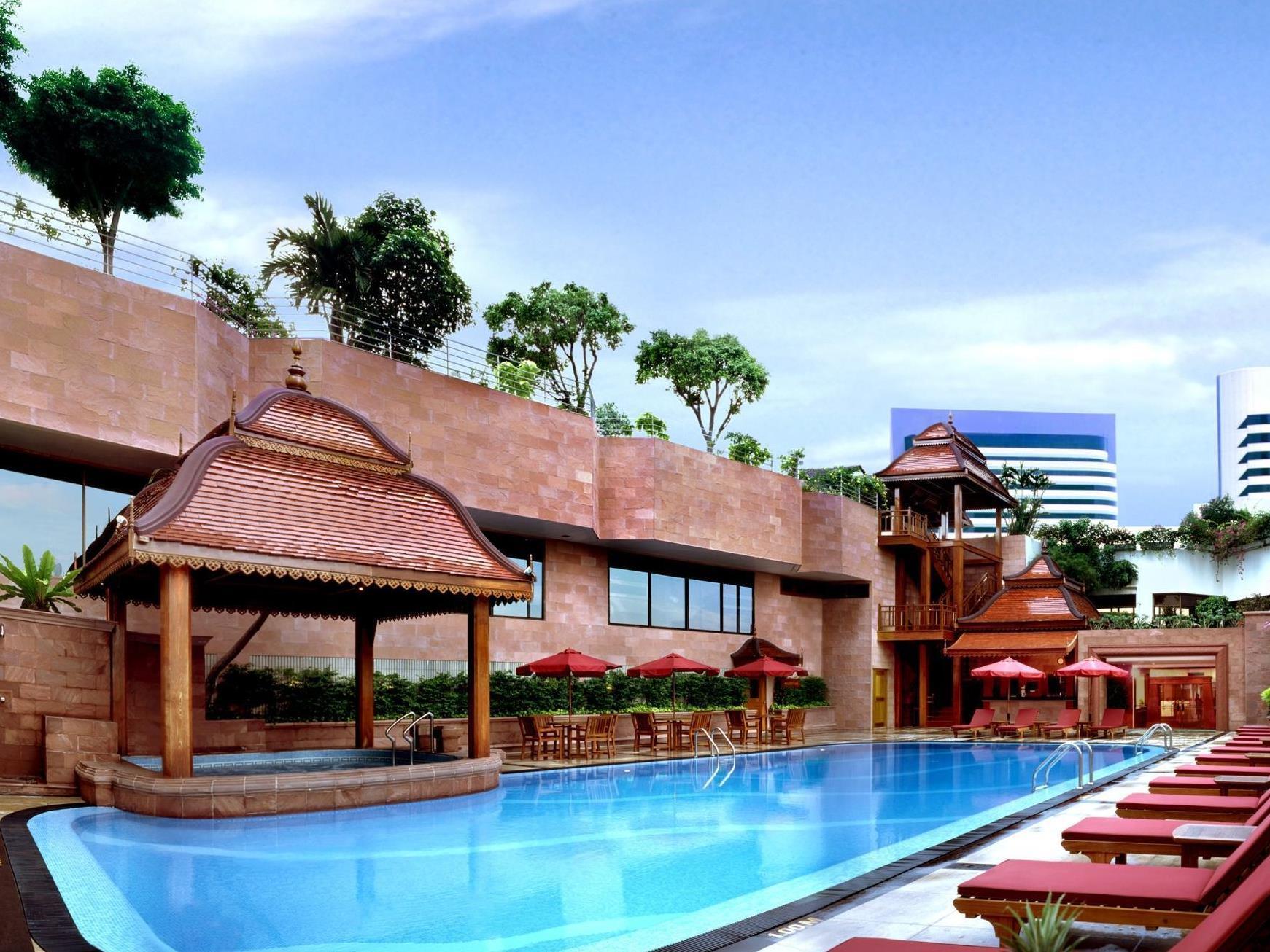 The landmark hotel bangkok bangkok for Trouver une hotel